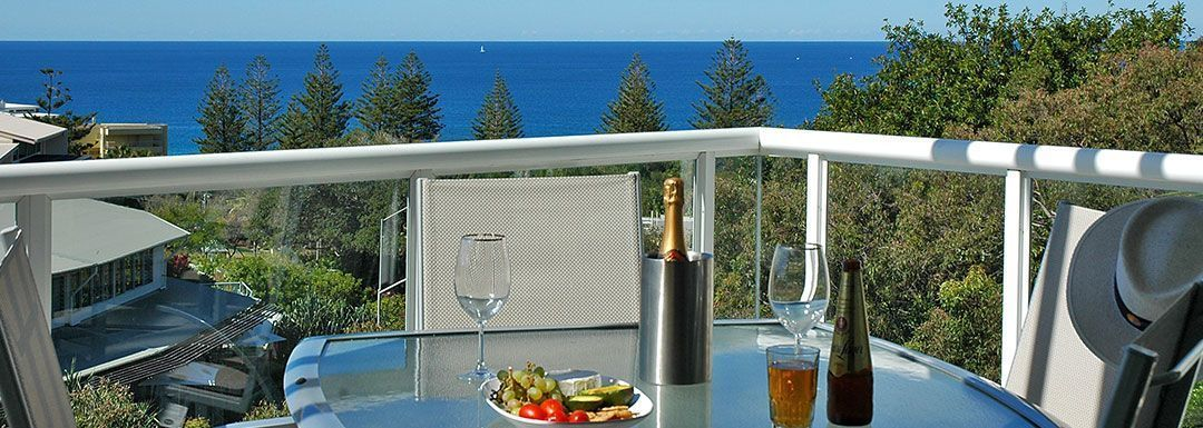 Sunshine Beach romantic accommodation